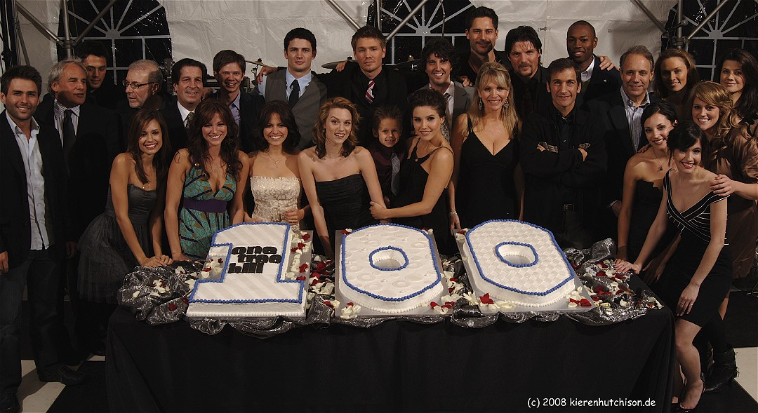 OTH 100 Party ONE TREE HILL