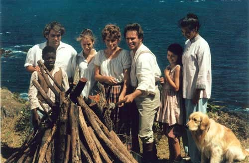 essay on swiss family robinson Johann david wyss, who died exactly 200 years ago, wrote the most-translated  swiss book ever: swiss family robinson.